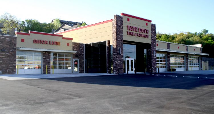 Tate Boys Tire & Service is Complete